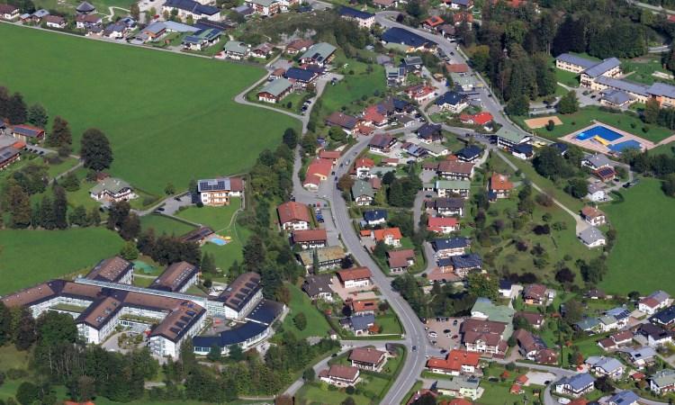 Schön-Klinik BGL von oben